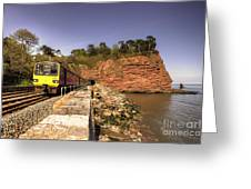Pacer At Parson's Tunnel Greeting Card