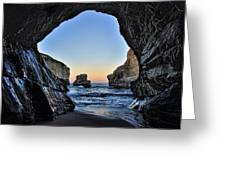 Pacific Coast - 2 Greeting Card