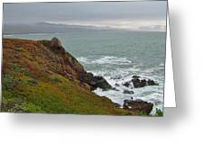 Pacific Coast Colors Greeting Card
