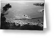 Pacific Dawn Greeting Card