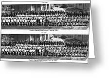 Pacific Grove California  High School  Class Of 1967 Greeting Card