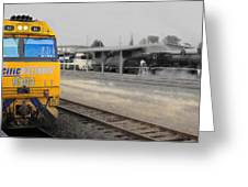 Pacific National 9303 02 Greeting Card