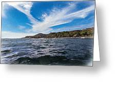 Pacific Perspective Greeting Card