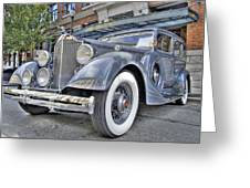 Packard Greeting Card