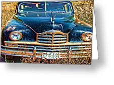 Packard II Greeting Card