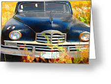 Packard IIi Greeting Card