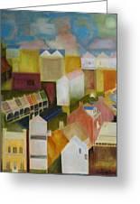 Paddington Landscape Greeting Card