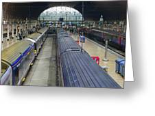 Paddington Station Greeting Card