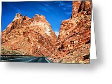 Page Arizona Greeting Card