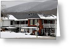 Paint Bank General Store Greeting Card