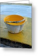Paint Bucket Greeting Card
