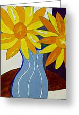Paint By Number Greeting Card