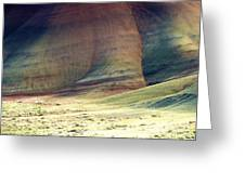 Painted Hills 11 Greeting Card