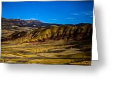 John Day National Monument 2 Greeting Card