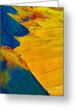 Painted Hills 3 Greeting Card