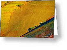 Painted Hills 5 Greeting Card