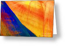 Painted Hills 6 Greeting Card