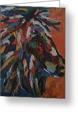 Painted Pony 1 Greeting Card
