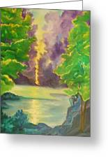 Paintings By Lyle Greeting Card