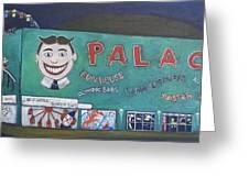 Palace 2013 Greeting Card