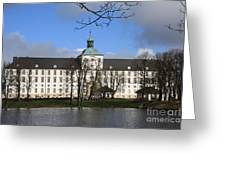 Palace Gottorf - Schleswig Greeting Card