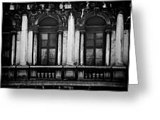 Palace In Venice Greeting Card