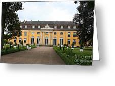 Palace Mosigkau - Germany Greeting Card