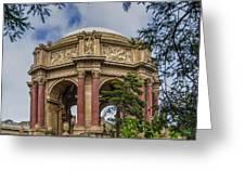 Palace Of Fine Arts - San Francisco California Greeting Card