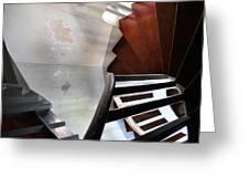 Palace Stairs Greeting Card