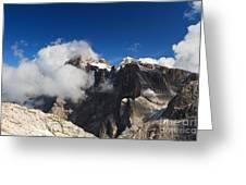 Pale Di San Martino - Cimon Della Pala Greeting Card