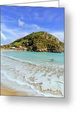 Paleokastritsa Beach Greeting Card