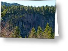 Palisades View Point Greeting Card