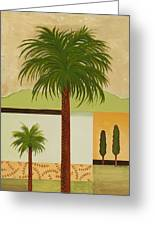 Palm Desert Greeting Card