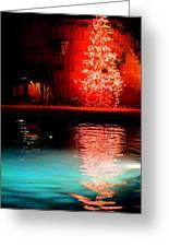 Palm Springs Christmas Greeting Card