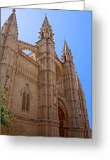 Palma Cathedral 5 Greeting Card