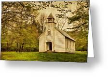 Palmer Chapel Greeting Card