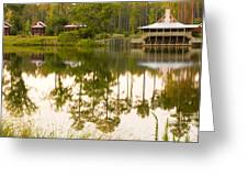 Palmetto Bluff South Carolina Greeting Card