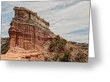Palo Duro Canyon Greeting Card