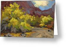 Palo Verde Trees Greeting Card