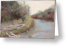 Paluxy River Afternoon Greeting Card