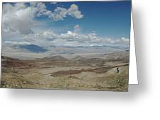 Panamint Valley Greeting Card