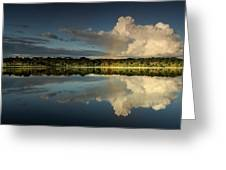 Panorama, Anangurocha Lake, Lagoon Greeting Card
