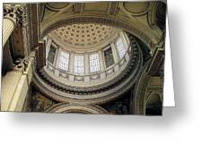 Pantheon Architecture Greeting Card