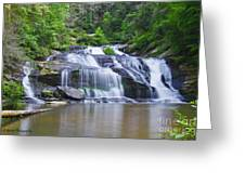 Panther Creek Falls Greeting Card