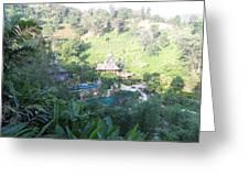 Panviman Chiang Mai Spa And Resort - Chiang Mai Thailand - 011381 Greeting Card