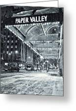 Paper Valley Greeting Card
