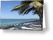 Paradise - Key West Florida Greeting Card