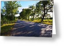 Paradise Road Greeting Card