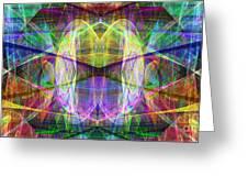 Parallel Universe Ap130511-22-2b Greeting Card