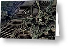 Parallel World 4 Greeting Card